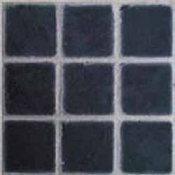 black slate kostka